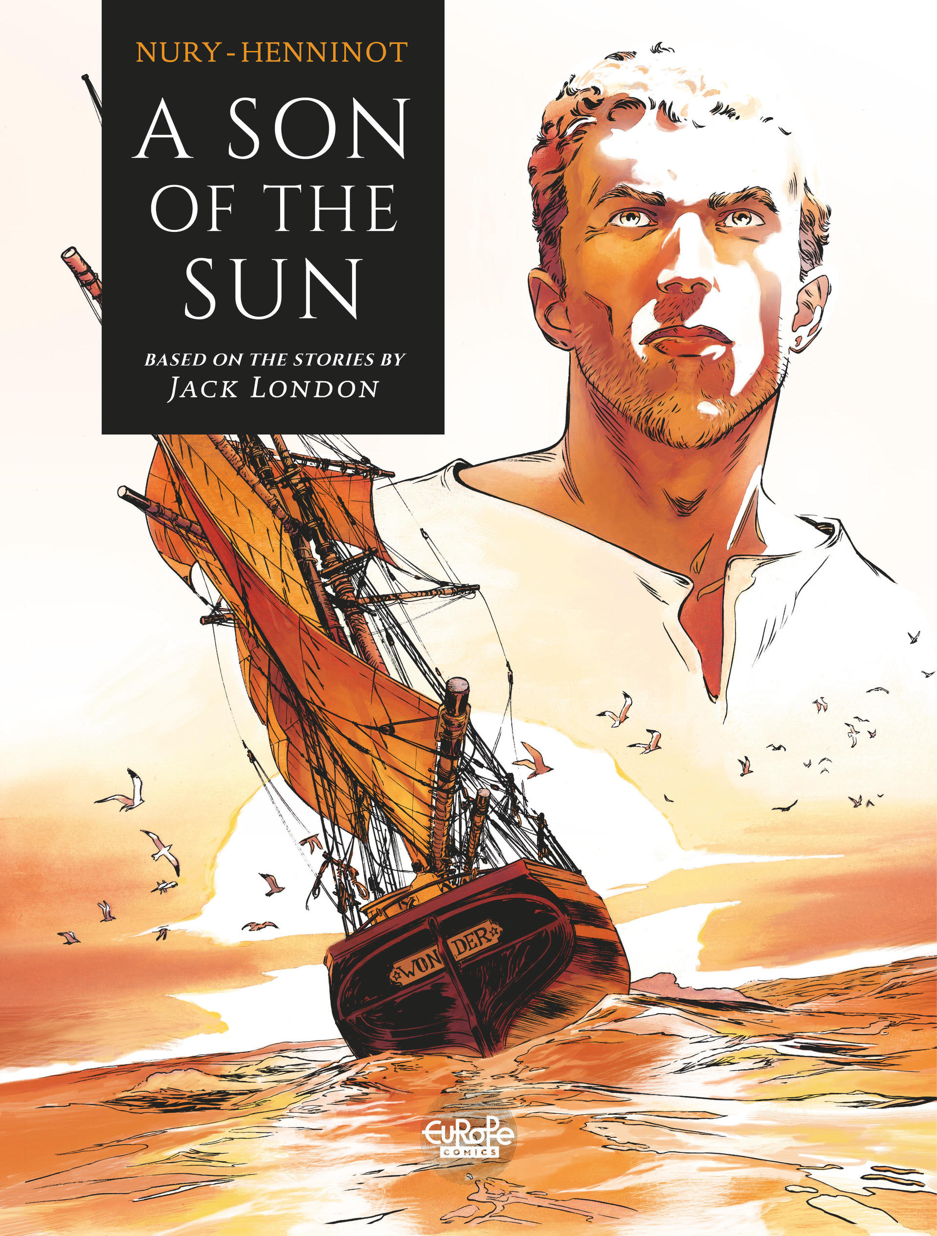 Vignette du livre Fils du Soleil - A Son of the Sun
