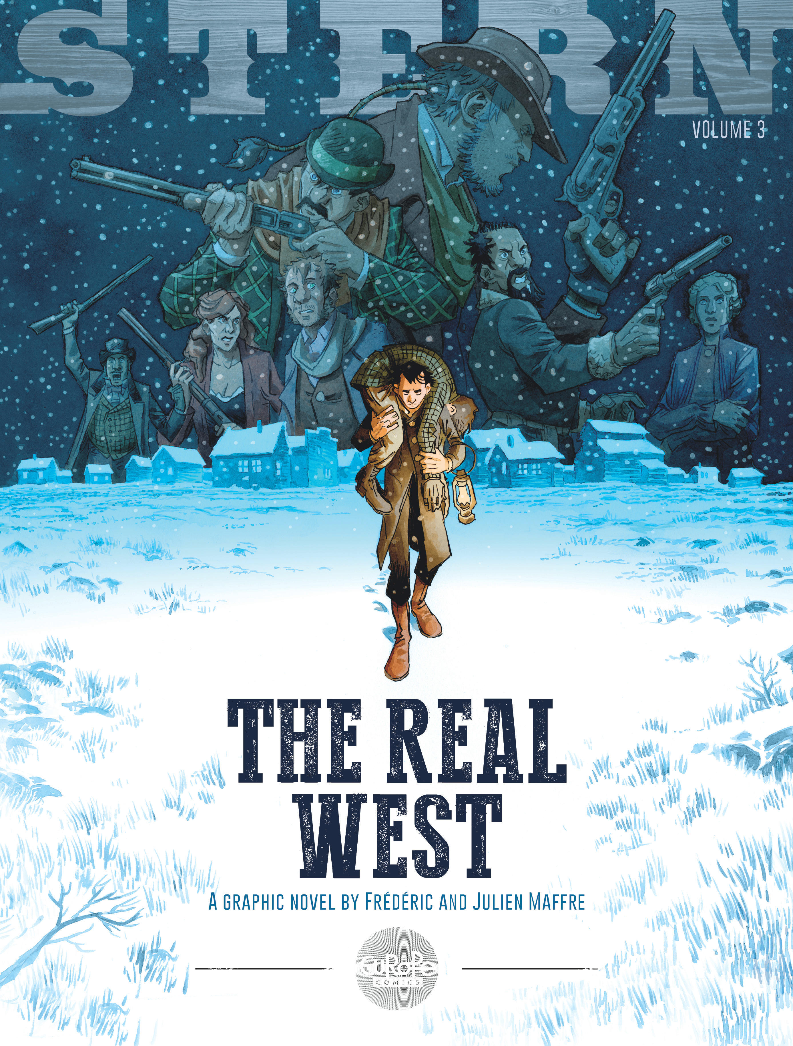 Vignette du livre Stern - Tome 3 - The Real West