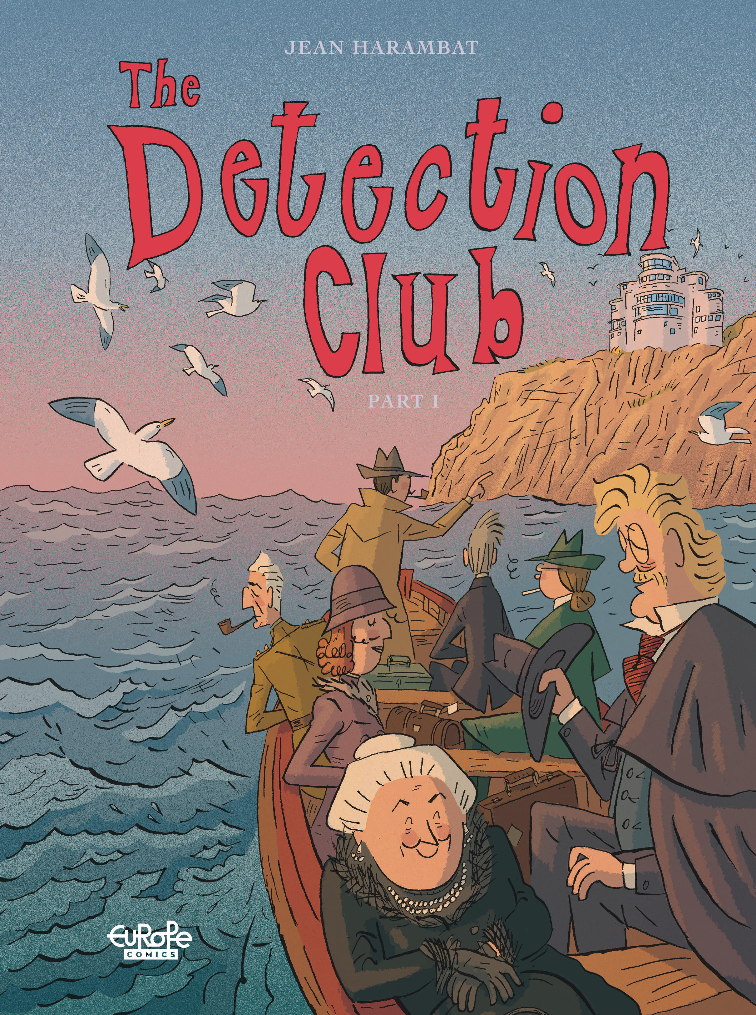 Vignette du livre The Detection Club - Volume 1