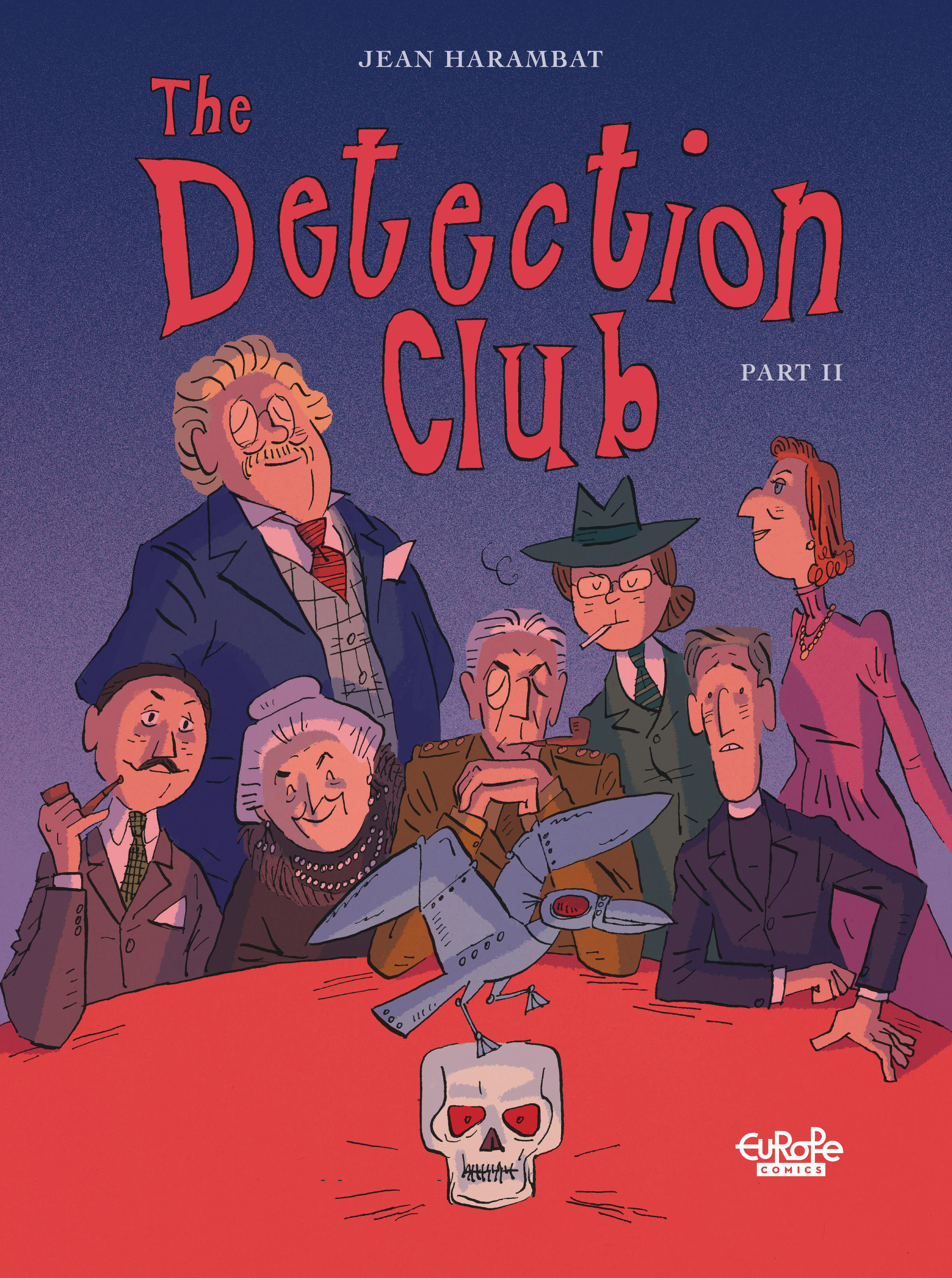 Vignette du livre The Detection Club - Volume 2