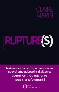 Rupture(s) - Claire Marin