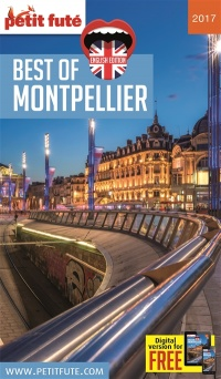 Vignette du livre Best of Montpellier 2017 - Dominique Auzias, Jean-Paul Labourdette