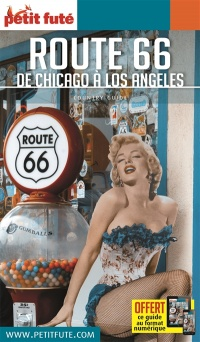 Vignette du livre Route 66 : de Chicago à Los Angeles