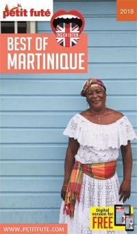 Vignette du livre Best of Martinique 2018 : Sainte Lucie, Saint Vincent - Dominique Auzias, Jean-Paul Labourdette