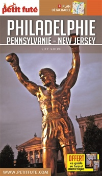 Vignette du livre Philadelphie : Pennsylvanie, New Jersey 2019-2020 - Dominique Auzias, Jean-Paul Labourdette