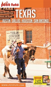 Vignette du livre Texas : Austin, Dallas, Houston, San Antonio 2018-2019