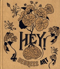 Vignette du livre Hey! Hors-série No 2 : 4 Degrees Art