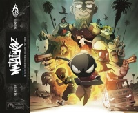 Vignette du livre The Art of Mutafukaz : The Movie
