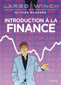 Vignette du livre Largo Winch : introduction à la finance