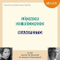 Vignette du livre Manifesto  CD mp3  (3h14)