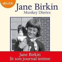 Vignette du livre Munkey Diaries : 1957-1982  2 CD mp3  (11h27)