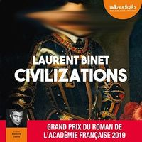 Vignette du livre Civilizations  CD mp3  (12h43)