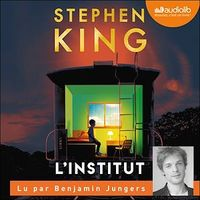 L'Institut  2 CD mp3  (19h11) - Stephen King