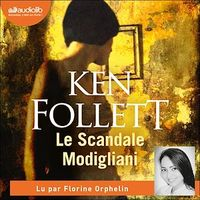 Vignette du livre Le scandale Modigliani  CD mp3  (7h01)