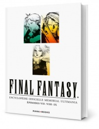 Vignette du livre Final Fantasy : encyclopédie officielle Memorial Ultimania T.1