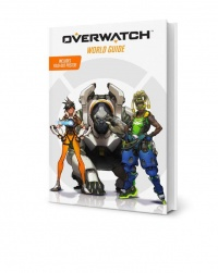 Vignette du livre Guide officiel Overwatch : introduction à l'univers du jeu