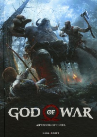 God of War : artbook officiel, Cory Barlog