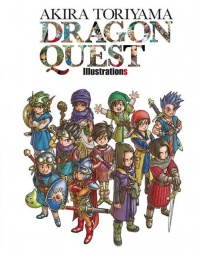 Vignette du livre Dragon Quest : illustrations