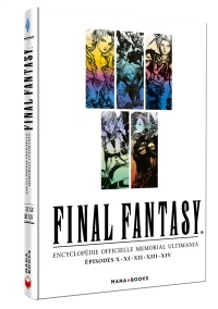 Vignette du livre Final Fantasy : encyclopédie officielle Memorial Ultimania T.2