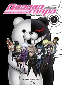 Vignette du livre Danganronpa : Trigger Happy Havoc : The Animation T.1