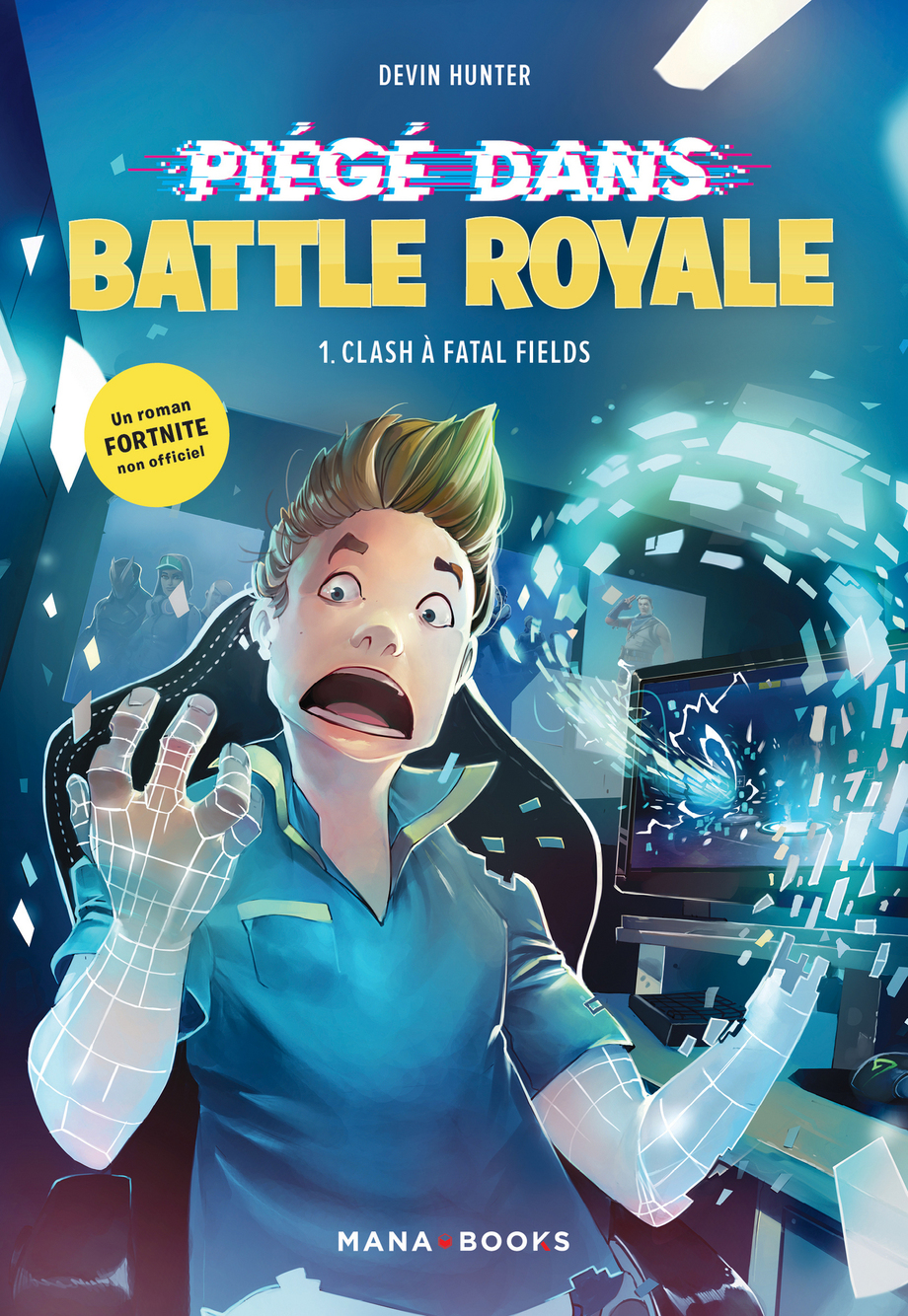 Fortnite Piege Dans Battle Royale T 1 Clash A Fatal Fields