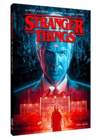 Vignette du livre Stranger Things. Six