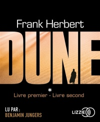 Vignette du livre Le cycle de Dune T.1 : Dune  CD mp3