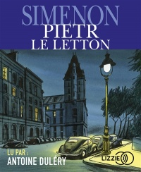 Vignette du livre Pietr le Letton  CD mp3 - Georges Simenon