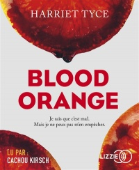 Vignette du livre Blood Orange  CD mp3