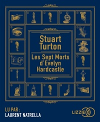 Vignette du livre Les sept morts d'Evelyn Hardcastle  CD - Stuart Turton