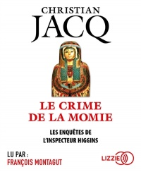 Vignette du livre Le crime de la momie  CD mp3  (7h00)