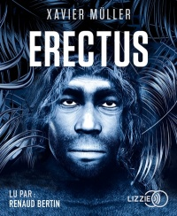 Vignette du livre Erectus  CD mp3