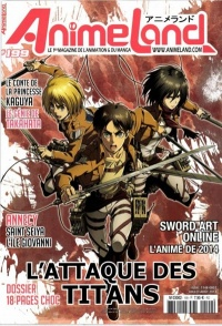 Vignette du livre Anime Land No.199