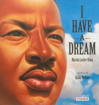 Vignette du livre I have a dream: Martin Luther King
