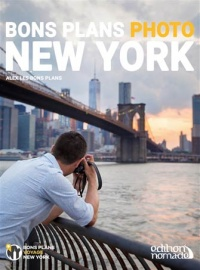 Vignette du livre Bons plans photo : New York