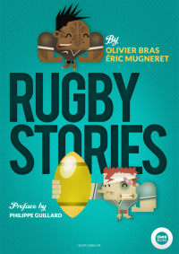 Vignette du livre Rugby Stories
