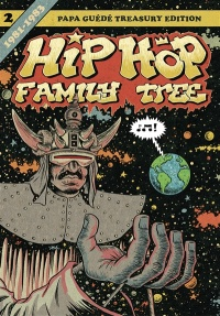 Vignette du livre Hip Hop Family Tree T.2