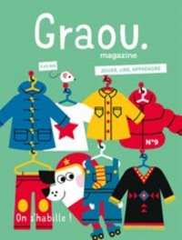 Graou magazine, No 10 : On s'habille !