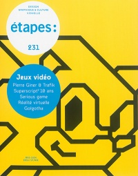 Vignette du livre Étapes : Design graphique & culture visuelle No 231