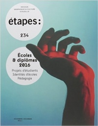 Vignette du livre Étapes : design graphique & culture visuelle, No 234