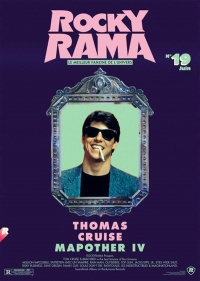 Vignette du livre Rocky Rama, saison 6, No 2 : Tom Cruise, Mapother IV