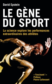 Vignette du livre Gène du sport:la science explore les performances extraordinaires
