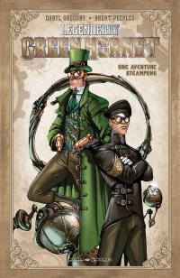 Vignette du livre Legenderry, a Steampunk Adventure : Green Hornet