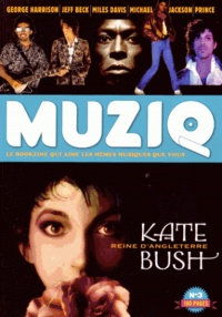 Vignette du livre Muzik T.3 :Kate Bush, l'insaisissable