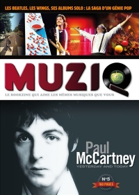 Vignette du livre Muziq No 5 :Paul McCartney yesterday and today