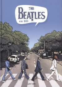 Vignette du livre The Beatles en BD -  Gaet's, Michels Mabel