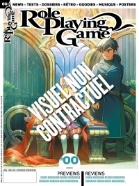 Vignette du livre Role Playing Game : tout le RPG sur console, No 61